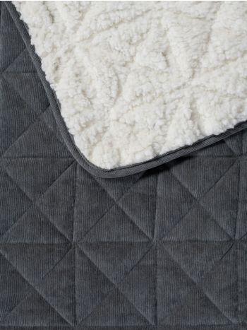 Πάπλωμα Symmetry Living 220X240 Vintage Grey