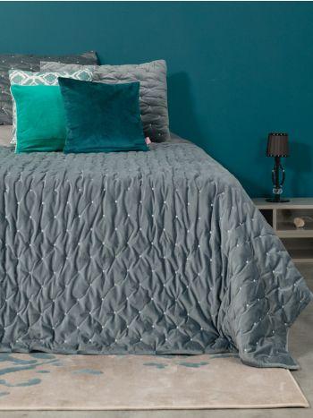 Πάπλωμα 220X240 Υπέρδιπλο Luxury Velvet Grey