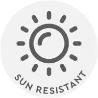Ανθεκτικό στην Ηλιακή Ακτινοβολία